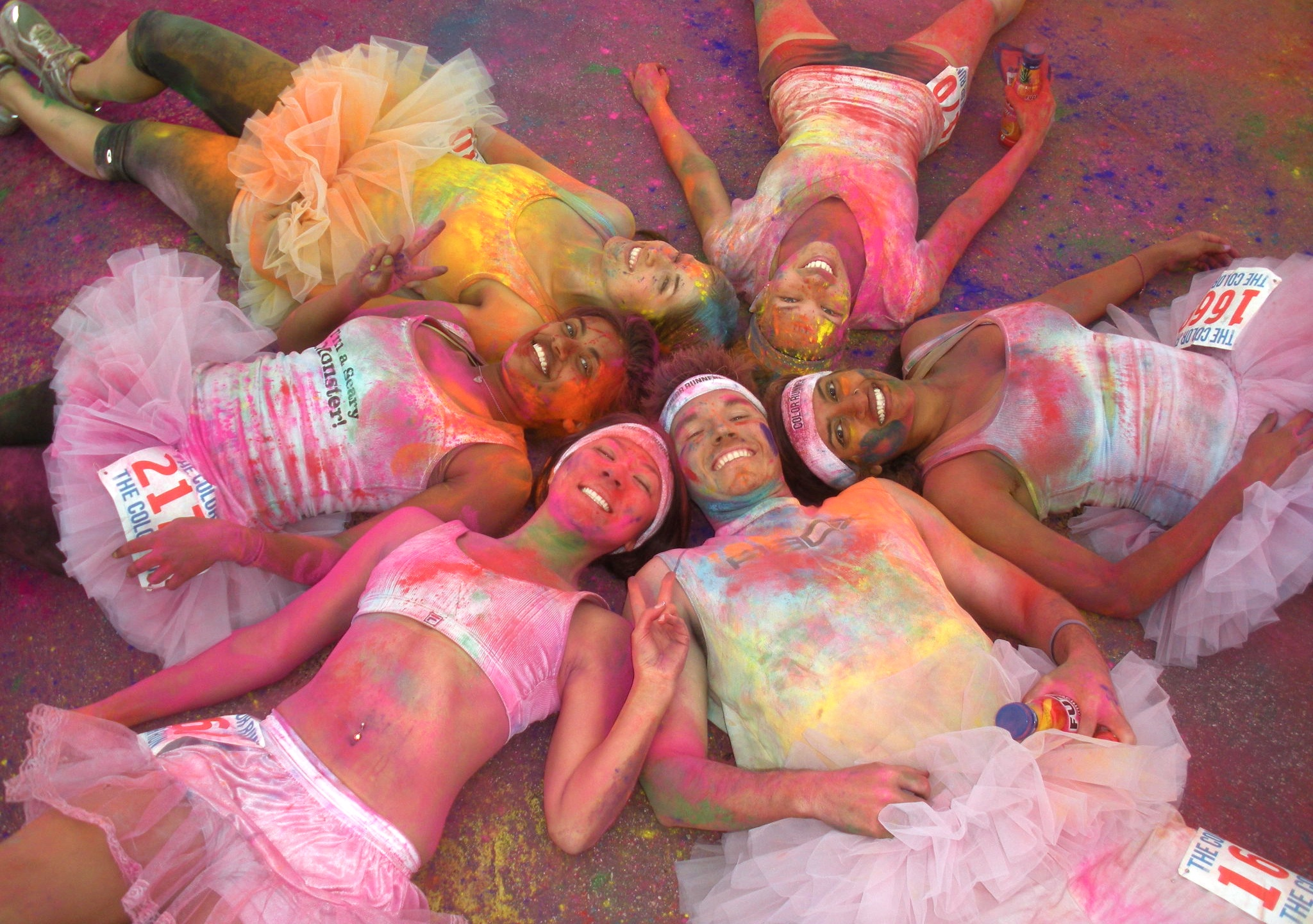 ColorRun After