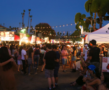 A Night at the 626 Night Market