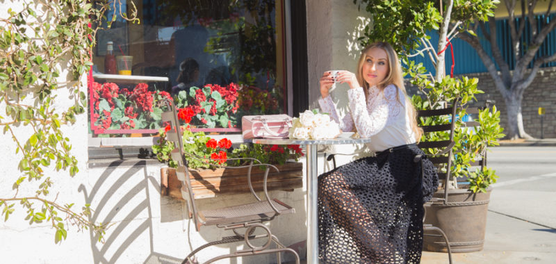 Street Style: Afternoon Tea Time