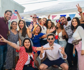 Events: Epic 4th of July Party