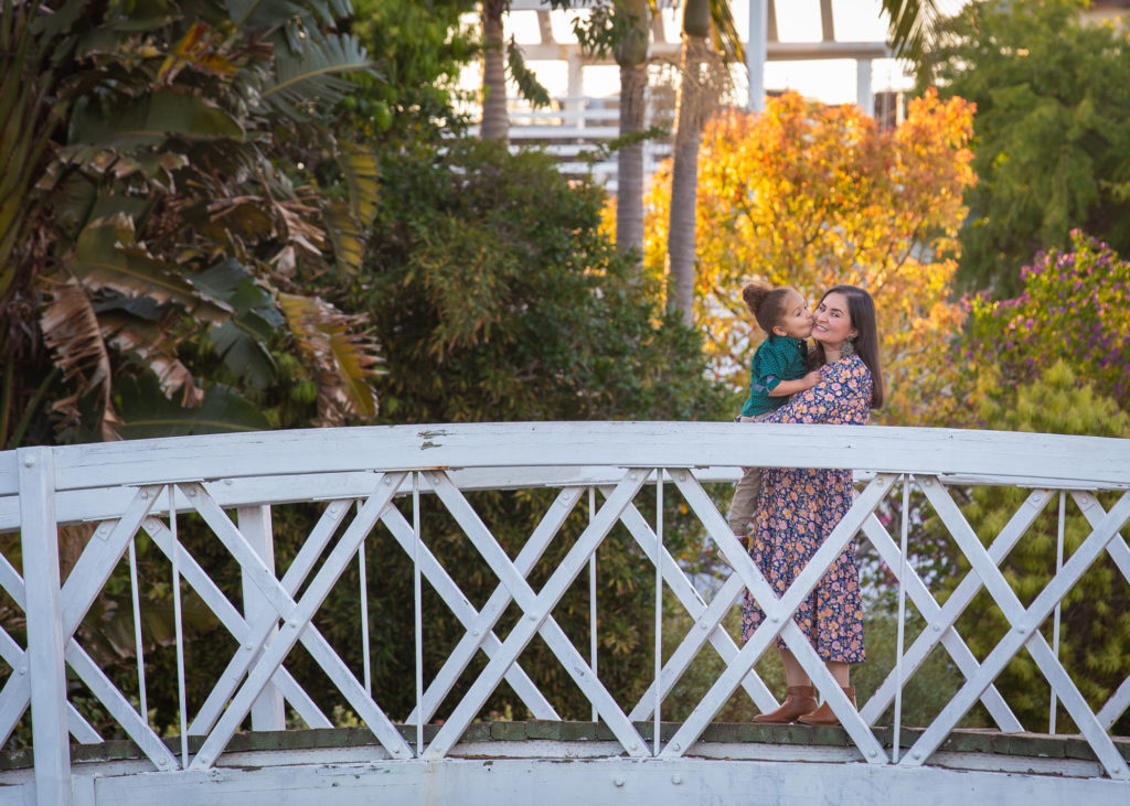Family photography Venice Canals